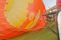Hot Air Balloon. Royalty Free Stock Photos