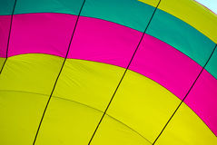 Hot Air Balloon. Picture of colorful hot air balloons on a summer day Stock Photo