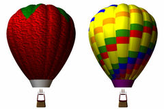 Free Hot Air Balloon Royalty Free Stock Photos - 1941698