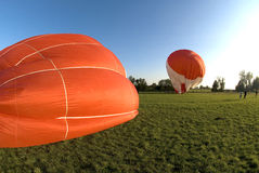 A Hot Air Balloon Royalty Free Stock Photography