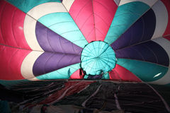hot air balloon 2 Royalty Free Stock Image