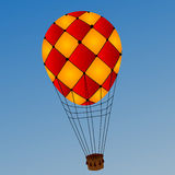 A hot air balloon Stock Photography