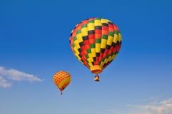 Hot air balloon Stock Photography
