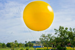 Hot Air Balloon. In Siem Reap, Cambodia, Southeast Asia Stock Photos