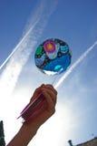 Hot-air balloon Stock Images