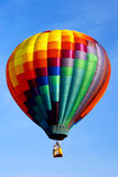 Hot Air Balloon. Floats overhead during Freedom Weekend Aloft Royalty Free Stock Photo