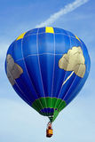 Hot Air Balloon. Floats overhead during Freedom Weekend Aloft Stock Image