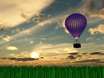 Free Hot Air Balloon Royalty Free Stock Images - 26214439