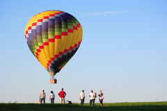 Free Hot Air Balloon Royalty Free Stock Photo - 3332265