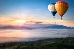 Free Hot Air Balloon Stock Photos - 48351953