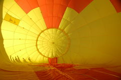 Hot Air Balloon 7 Stock Photography