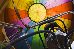 Hot-air balloon Royalty Free Stock Photos