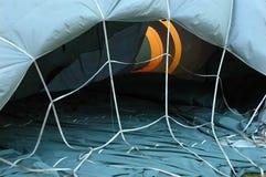 Hot air balloon. Hot-air balloon Royalty Free Stock Photos