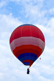 Hot air balloon in blue sky Royalty Free Stock Images
