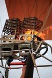 Hot Air Balloon burners Stock Photos