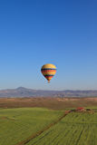 Hot air balloon in Cappadocia, Turkey Stock Image