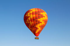 Hot Air Balloon in Cappadocia, Turkey Stock Photo