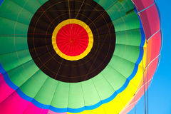 Hot Air Balloon Centre royalty free stock images