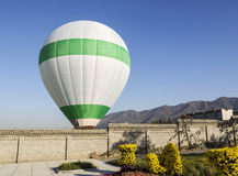 Hot Air Balloon in China Stock Images