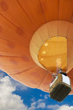 Hot Air Balloon Close-Up Royalty Free Stock Photography