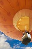 Hot Air Balloon Close-Up. Image of a hot air balloon Royalty Free Stock Photography