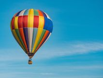Hot Air Balloon, Colorful Stock Photos