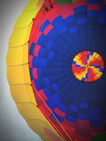 Hot Air Balloon. Colorful Hot Air Balloon in a night afternoon royalty free stock images