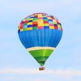 Hot air balloon. Royalty Free Stock Image