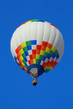Hot air balloon competition royalty free stock photo