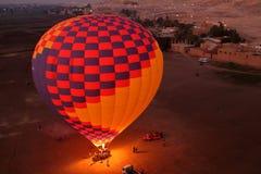 A Hot-air balloon Royalty Free Stock Photos