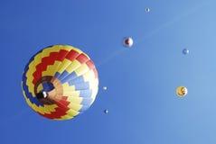 Hot Air Balloon Festival Stock Photos