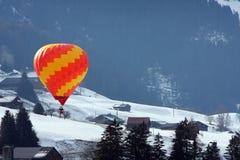 Hot Air Balloon Festival Stock Photography