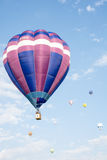 Hot Air Balloon Festival Royalty Free Stock Images