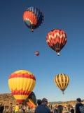 Hot Air Balloon Festival Royalty Free Stock Photos