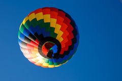 Hot air balloon festival Royalty Free Stock Image