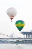 Hot Air Balloon Fiesta 2012 in Putrajaya, Malaysia Stock Image