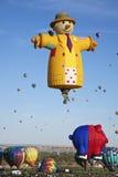 Hot Air Balloon Fiesta Royalty Free Stock Image