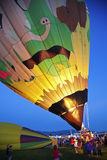 Hot Air Balloon Fiesta in Albuquerque Royalty Free Stock Photography