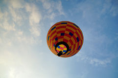 Hot air balloon fiesta Royalty Free Stock Image