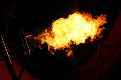 Free Hot Air Balloon Flame Stock Images - 24701544