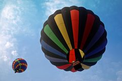 Hot Air Balloon I Royalty Free Stock Image
