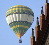 Hot Air Balloon - Krakow - Poland Royalty Free Stock Images