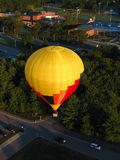 Hot air Balloon launch Stock Photos
