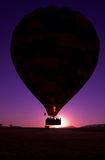 Hot Air Balloon lift off Stock Photos