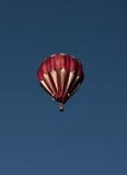Hot air balloon moonshine Stock Photos
