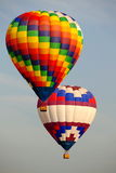 Hot Air balloon in New Jersey Balloon Festival Stock Photography