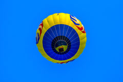 Hot Air Balloon. The hot air balloon is the oldest successful human-carrying flight technology Royalty Free Stock Photos