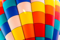 Hot Air Balloon Patterns Stock Image