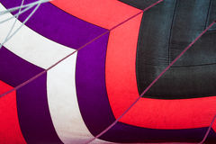 Hot Air Balloon Patterns and Designs Stock Image