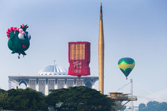 Hot Air Balloon Putrajaya Stock Photography